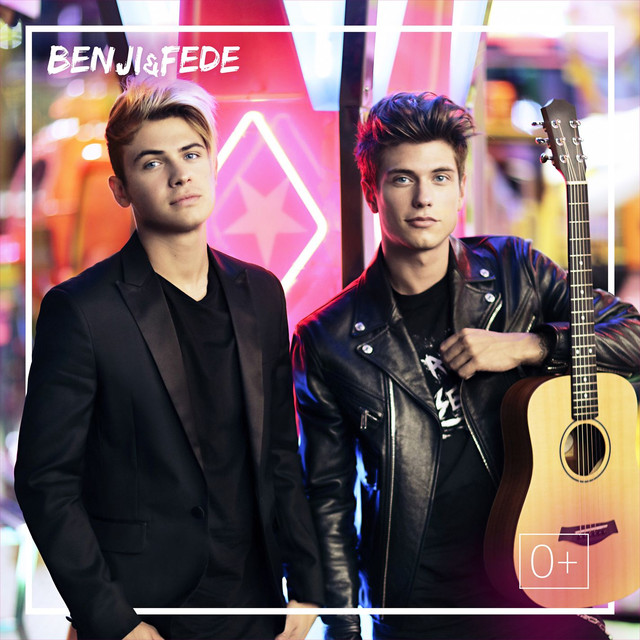 Album cover for 0+ by Benji & Fede