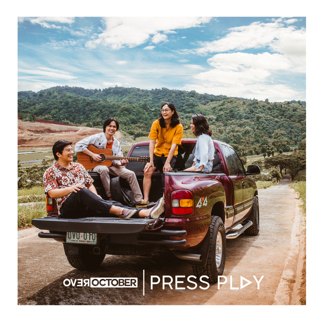 Image result for press play album art over october