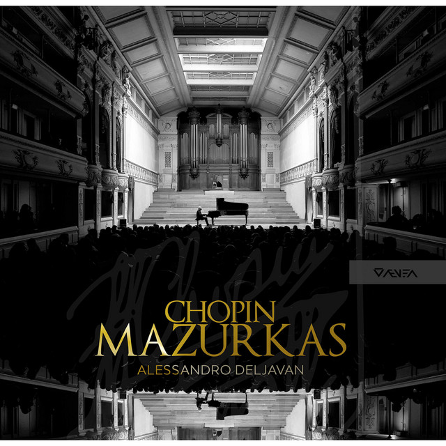 Album cover for Chopin: Mazurkas by Frédéric Chopin, Alessandro Deljavan