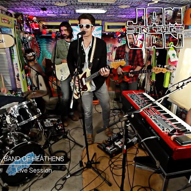 Jam in the Van - Band of Heathens