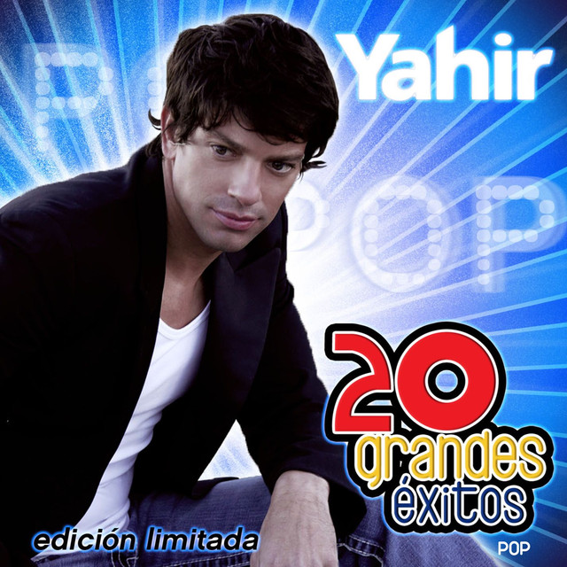 Yahir 20 Grandes Exitos album cover