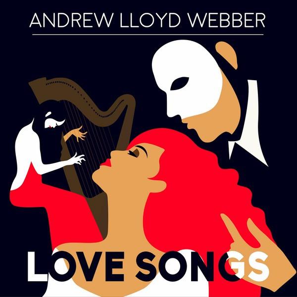 Andrew Lloyd Webber - Love Songs Albumcover