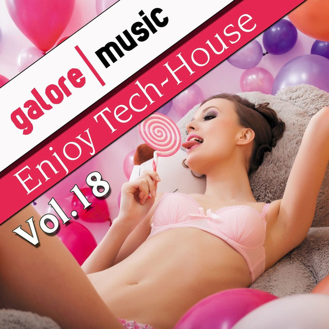 Enjoy Tech-House, Vol. 18 Albumcover