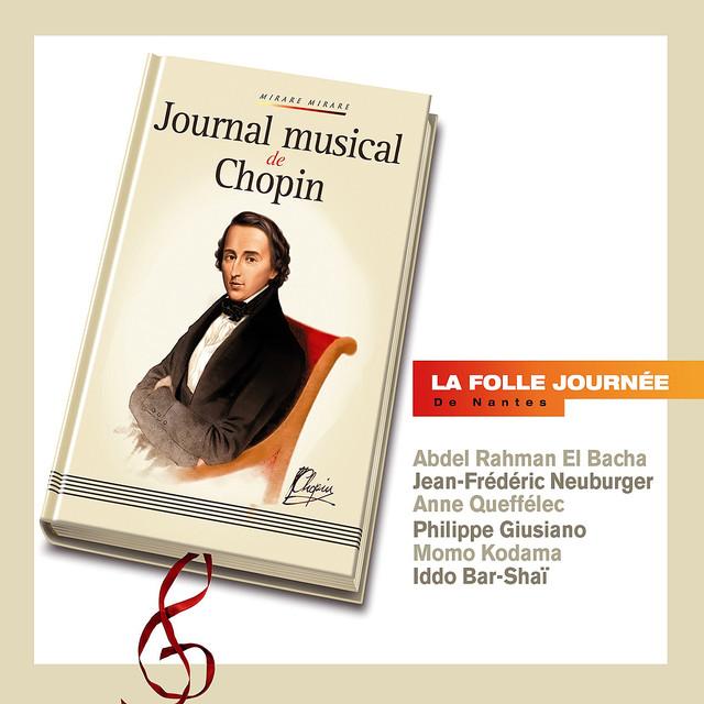 Chopin: Journal musical de Chopin Albumcover