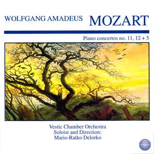 Mozart: Piano Concertos No. 11, 12 + 5