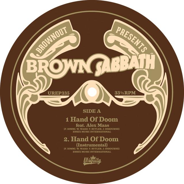 Hand of Doom / The Wizard - EP