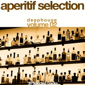 Aperitif Selection, Vol. 2 (Deephouse) Albumcover