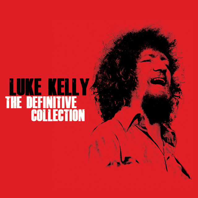 Luke Kelly The Definitive Collection album cover
