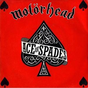 MOTÖRHEAD, Ace Of Spades på Spotify