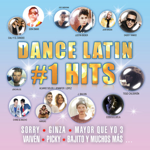 Dance Latin # 1 Hits
