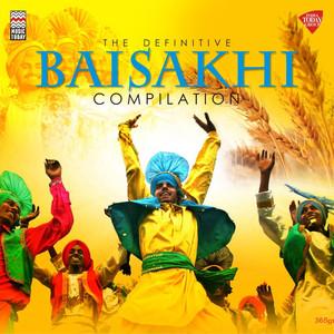 The Definitive Baisakhi Compilation Albumcover
