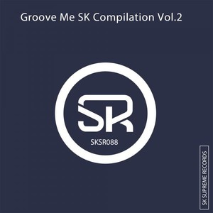 Groove Me SK Compilation, Vol. 2 Albumcover