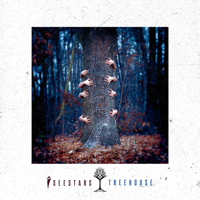 Album cover for Treehouse by I See Stars