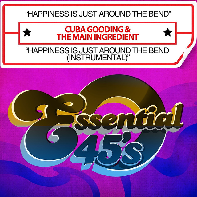 Happiness Is Just Around The Bend / Happiness Is Just Around The Bend (Instrumental) [Digital 45]