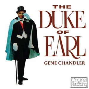 The Duke Of Earl Albumcover