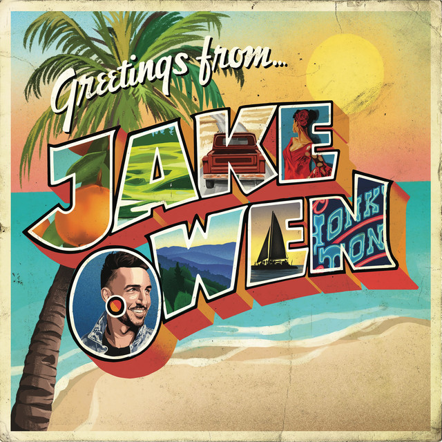 Album cover for Greetings From...Jake by Jake Owen