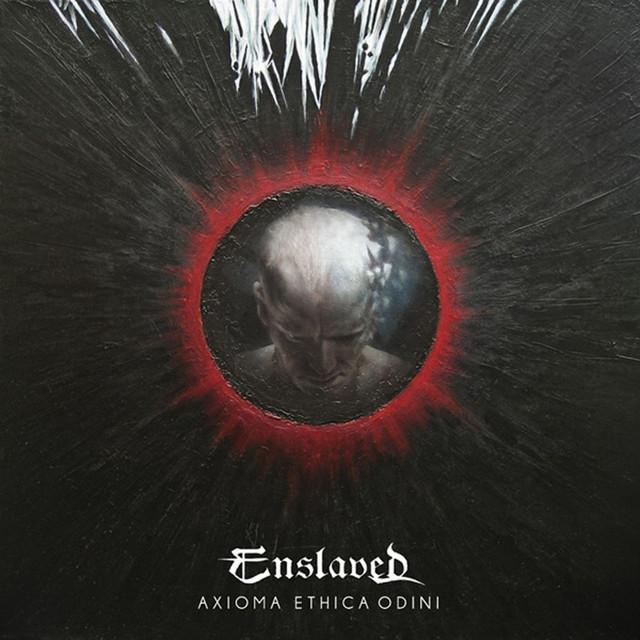 Enslaved Axioma Ethica Odini album cover