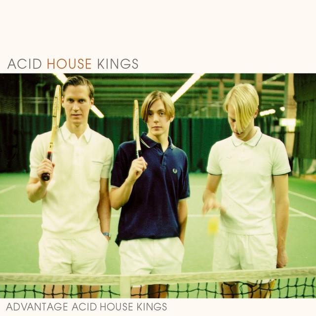 how to make an acid house track