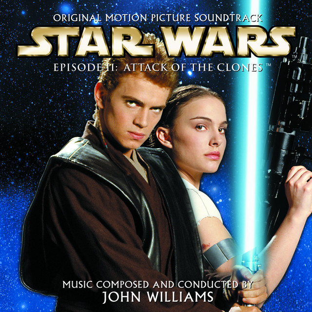 Star Wars Episode 2: Angriff der Klonkrieger (German Version) Albumcover
