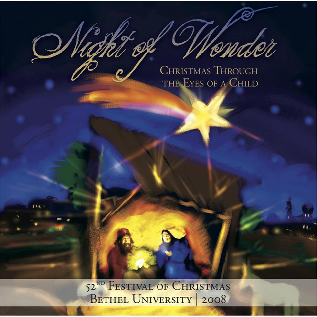 Artwork for All My Heart This Night Rejoices by Bethel University (Minnesota) Department of Music