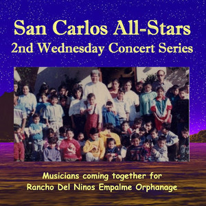 San Carlos All-Stars: 2nd Wednesday Concert Series