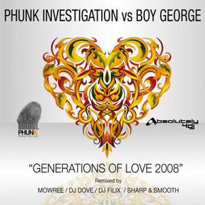 Generations Of Love 2008 album