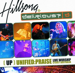 [UP] UNIFIED:PRAISE (Live) Albumcover