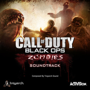 Call of Duty: Black Ops – Zombies Soundtrack Albumcover