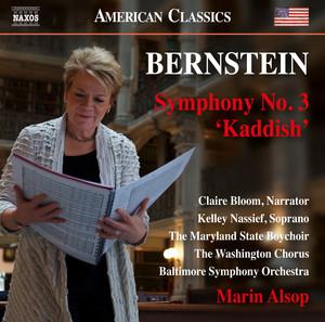 "Bernstein: Symphony No. 3 ""Kaddish"" album"