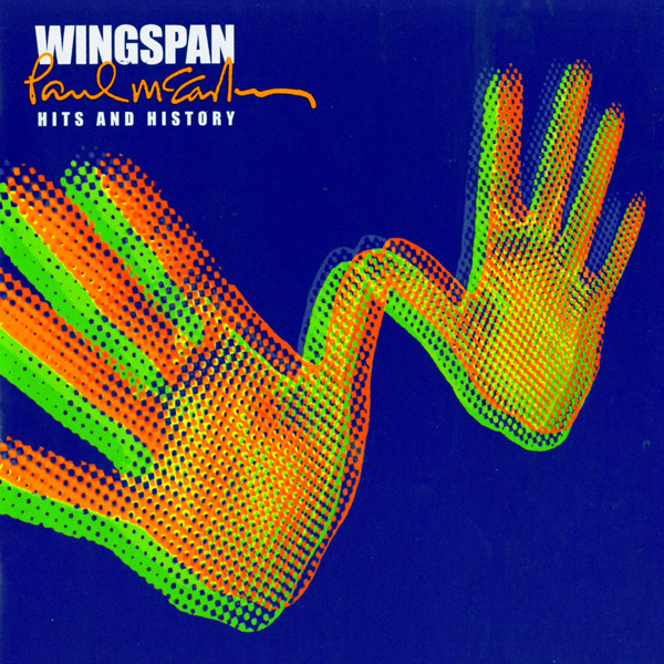 Paul McCartney Wingspan album cover