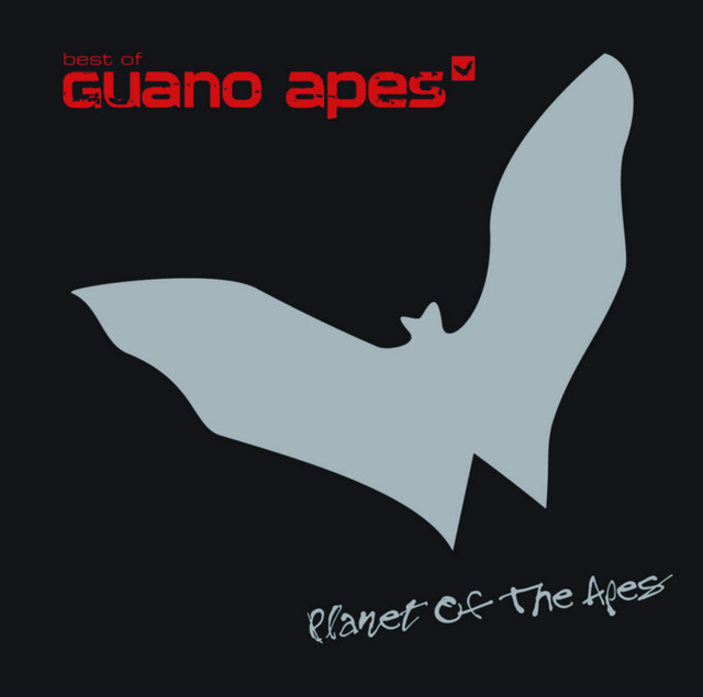 Guano Apes Planet of the Apes: Best of Guano Apes album cover