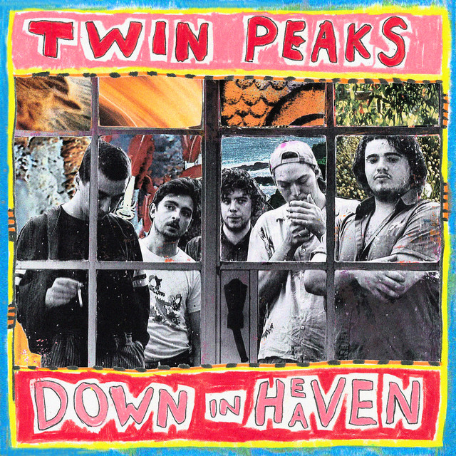 Album cover for Down in Heaven by Twin Peaks