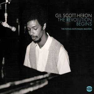 Gil Scott-Heron The Prisoner cover