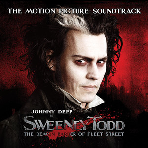Sweeney Todd, The Demon Barber of Fleet Street, The Motion Picture Soundtrack (deluxe version) album