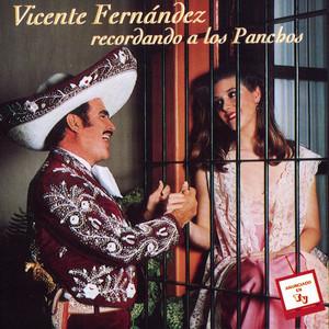 Vicente Fernandez Recordando a los Panchos Albumcover