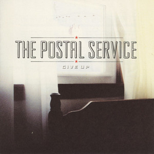 Album cover for Give Up by The Postal Service