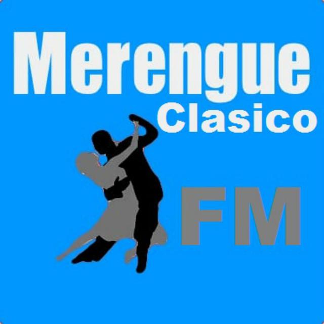 Various Artists Merengue Clasico FM album cover