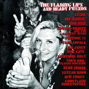 The Flaming Lips And Heady Fwends Albumcover