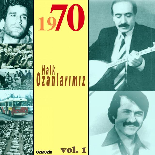 70'ler Halk Ozanlarımız, Vol. 1