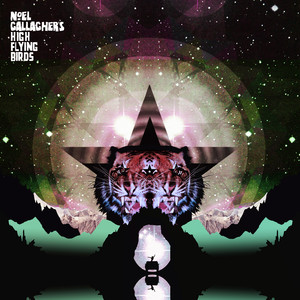 Noel Gallagher's High Flying Birds – Black Star Dancing (2019)