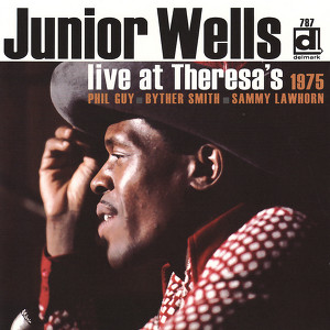Live at Theresa's 1975 album