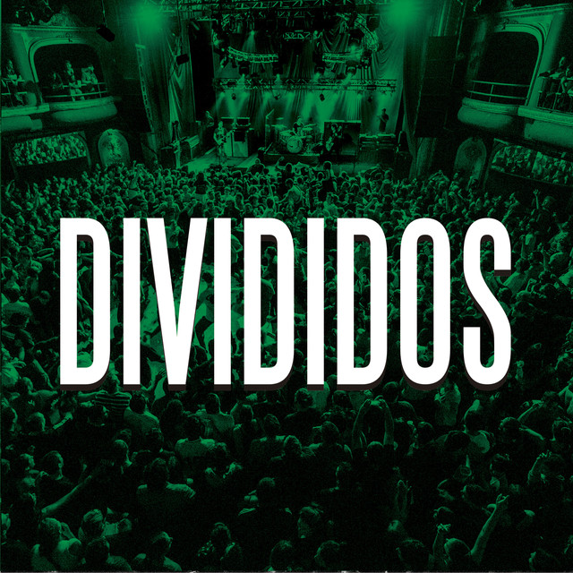 Album cover for En Vivo en el Teatro Flores by Divididos