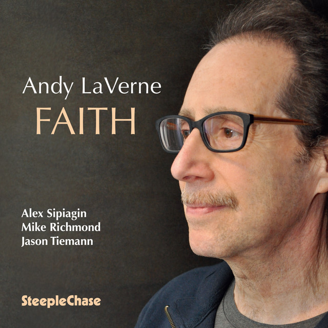 Album cover for Faith by Andy Laverne