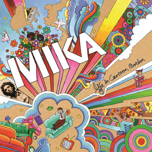 MIKA Stuck in the Middle cover