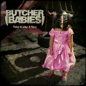 Butcher Babies Never Go Back cover