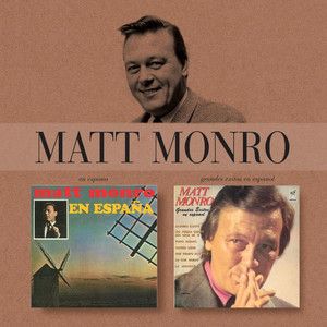 Matt Monro No Me Dejes cover