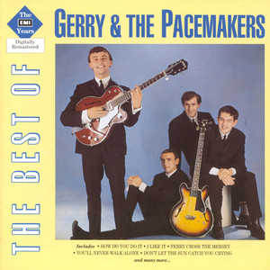 The EMI Years - The Best Of Gerry & The Pacemakers album