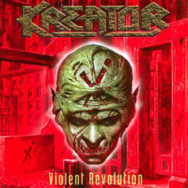 Violent Revolution (Bonus Track Version)