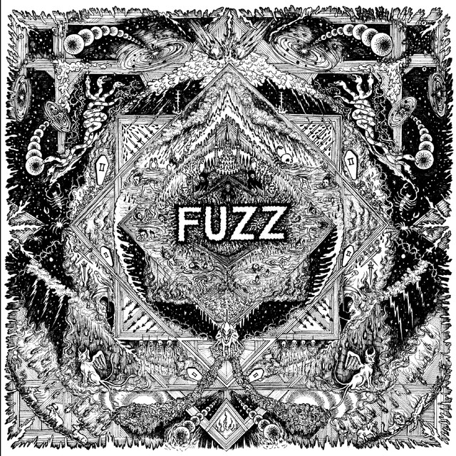 Album cover for II by Fuzz