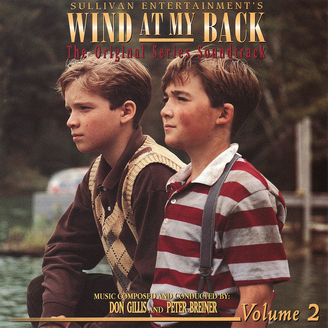 Wind at My Back: The Original Series Soundtrack - Vol. 2